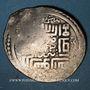 Coins Perse. Timurides. Timur et Mahmoud Jaghatay (vers 792-803H). Tanka 799H, Tabriz