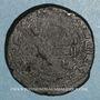 Coins Syrie. Abbassides. al-Mansur (136-158H). Fals, 157H. Qinnasrin