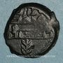 Coins Syrie. Abbassides, vers 200H. Fals anonyme, Darat (Adri'at)