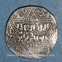 Coins Syrie. Ayyoubides. al-'Adil (592-615H). Ar. Dirham (61)4H, Damas