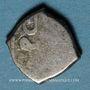 Coins Syrie. Mamelouks Burjites. Barquq (784-791H et 792-801H). Dirham