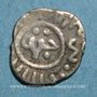 Coins Syrie. Mamlouks burjites. Jaqmaq (842-857H). Ar. 1/2 dirham (8)4xH, (Damas)
