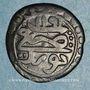 Coins Tunisie. Ottomans. Abdoul Hamid (1187-1203H).  Burbe 1191H. Tunis