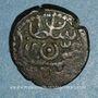 Coins Tunisie. Ottomans. Mehmet IV (1058-1099H). Mangir 1080H. Tunis