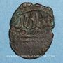 Coins Tunisie. Ottomans. Mustafa II (1106-1115H). Burbe 1114H. Tunis