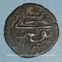 Coins Tunisie. Ottomans. Mustafa III (1171-1187H). Burbe 1174H. Tunis