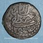 Coins Tunisie. Ottomans. Mustafa III (1171-1187H). Burbe 1177H. Tunis