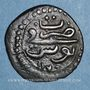 Coins Tunisie. Ottomans. Mustafa III (1171-1187H). Burbe bronze 1176H. Tunis