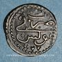 Coins Tunisie. Ottomans. Mustafa III (1171-1187H). Kharub 1172H. Tunis