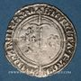 Coins Duché de Bar. René I (1451-1453). Gros. Saint-Mihiel