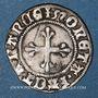 Coins Duché de Lorraine. Antoine (1508-1544). Liard. Nancy