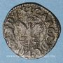 Coins Duché de Lorraine. Charles III (1545-1608). Denier. Nancy (1564-1574)