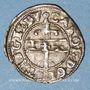 Coins Duché de Lorraine. Charles III (1545-1608). Liard 1581. Nancy