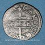 Coins Duché de Lorraine. Charles III (1545-1608). Liard. Nancy