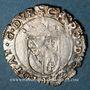 Coins Duché de Lorraine. Charles III (1545-1608). Sol ou carolus. Nancy