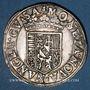 Coins Duché de Lorraine. Charles III (1545-1608). Teston au buste âgé (1582-1608), Nancy