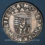 Coins Duché de Lorraine. Charles III (1545-1608). Teston au buste âgé, Nancy (1582-1608)