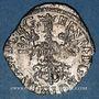 Coins Duché de Lorraine. Henri II (1608-1624). Gros, Nancy (1608-1618)