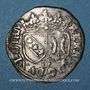 Coins Duché de Lorraine. Henri II (1608-1624). Gros. Nancy (1608-1618)