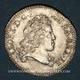 Coins Duché de Lorraine. Léopold (1697-1729). Teston 1716. Nancy