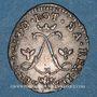 Coins Duché de Lorraine. Léopold (1697-1729). XV deniers. Nancy
