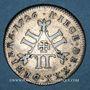 Coins Duché de Lorraine. Léopold (1697-1729). XXX deniers 1726. Nancy