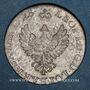 Coins Duché de Lorraine. Léopold (1697-1729). XXX deniers 1728. Nancy