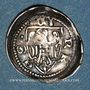 Coins Duché de Lorraine. Matthieu II (1220-1251). Denier. Sierck