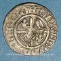 Coins Duché de Lorraine. René I (1431-1453). Denier. Nancy