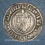 Coins Duché de Lorraine. René I (1431-1453). Gros. Nancy