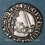 Coins Duché de Lorraine. René II d'Anjou (1473-1508). Gros. Nancy