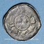 Coins Lorraine. Evêché de Metz. Etienne de Bar (1120-1162). Denier. Epinal