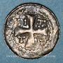 Coins Lorraine. Evêché de Metz. Monnayage anonyme (12e siècle). Denier. R ! R !