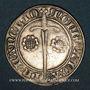 Coins Lorraine. Jean (1346-1390). Gros. Nancy