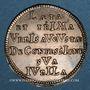 Coins ALLEMAGNE. AUGSBOURG. Bicentenaire de la Confession d'Augsbourg. Frappe en argent du ducat de 1730