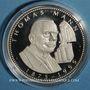 Coins Allemagne. Thomas Mann (1875-1955). Médaille argent 999‰. 40 mm.