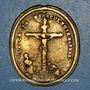 Coins Arras. Erection du nouveau calvaire. 1738. Médaille bronze