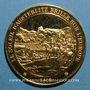 Coins Bataille d'Austerlitz. 1805. Médaille vermeil. Frappe moderne !