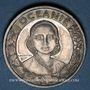 Coins Exposition coloniale internationale de Paris -Océanie. 1931. Médaille cuivre argenté. 32,43 mm