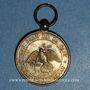 Coins Franc-maçonnerie. Neufchâteau (Vosges). Saint Jean de la Paix. Argent. Uniface