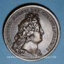 Coins Louis XIV. Campagne d'Allemagne. 1678. Médaille cuivre