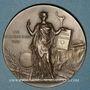 Coins Ministère de l'Instruction Publique. 1898. Médaille bronze décernée à Jean Marie Maillet