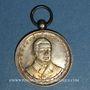 Coins Nancy. Sport Nancéen - Concours. 1879. Médaille argent. 26,65 mm.