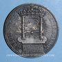 Coins Renouvellement de l'alliance de la France avec les cantons helvétiques. 1602. Fonte en argent