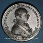 Coins Saint Empire Romain Germanique. Joseph II (1765-1790). Edit de tolérance et liberté de culte... 1782