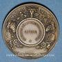 Coins Savoie. Concours départemental agricole. Médaille bronze. 41,6 mm