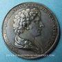 Coins Suède. Bernadotte = Charles XIV Jean (1818-44). Prix de l'Académie d'agriculture (1810-18). Médaille