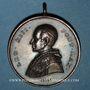 Coins Vatican. Léon XIII (1823-29) - La basilique St Pierre. Médaille en bronze. 46,9 mm