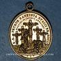 Coins Vatican. Pie IX (1846-78). Election pontificale-Dévotion à St Pierre & St Paul...  Médaille