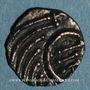 Coins Anglo-saxons. Sceat au porc-épic. Série E, VICO. Frise v. 695-740